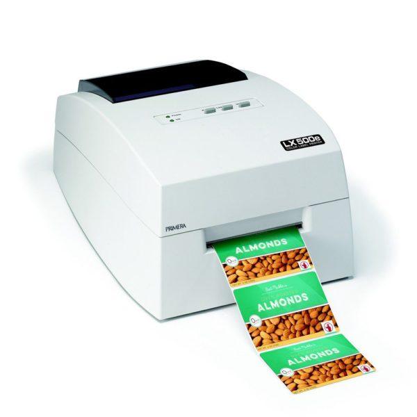 Imprimante d'étiquettes Couleur Primera LX500e