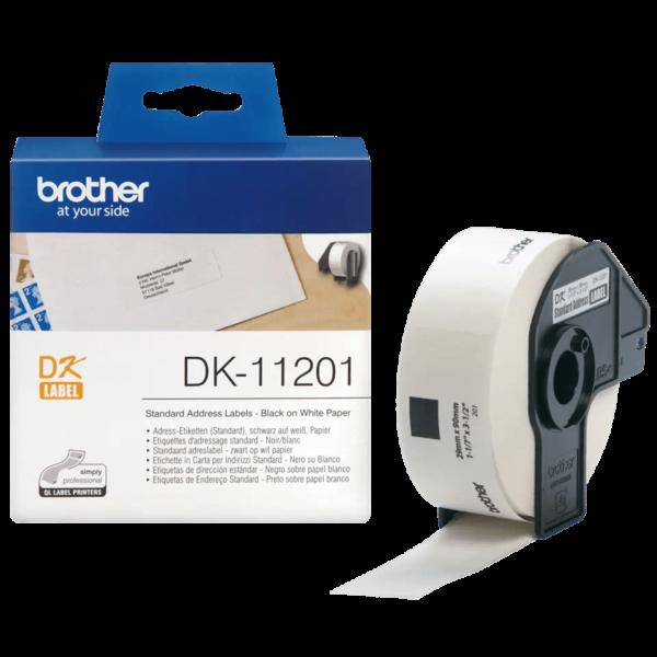 Ruban d'étiquettes Brother DK-11201