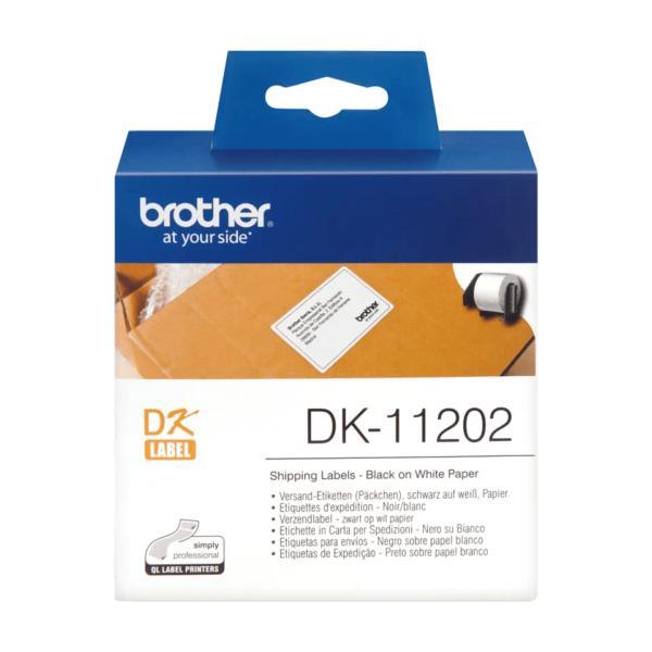 Étiquettes Brother DK11202