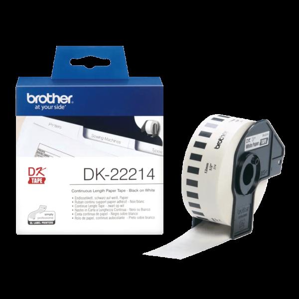 Ruban de papier continu Brother DK-22214