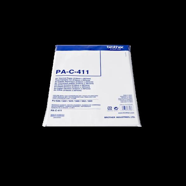 Papier Thermique Brother PAC411