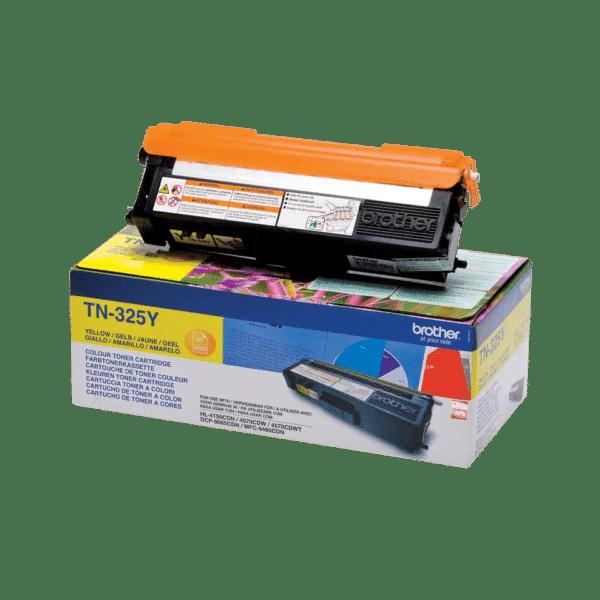 Toner Brother TN-325Y – Jaune