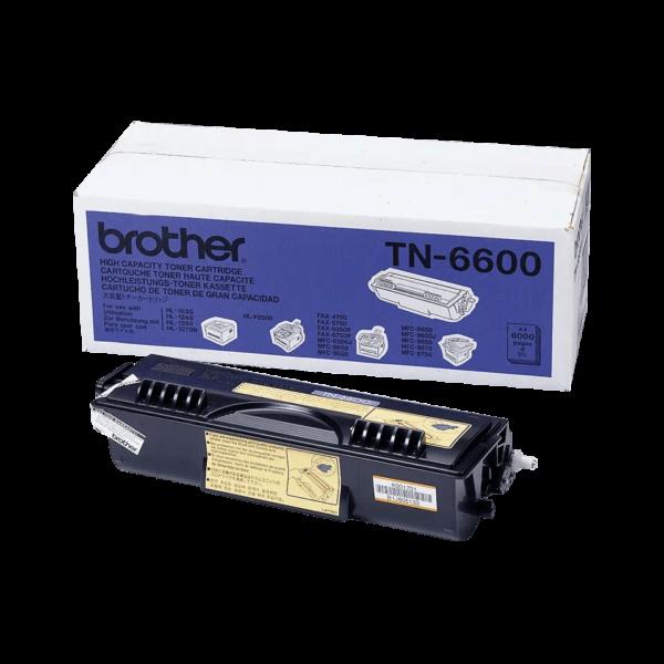 Toner Brother TN-6600 - Noir