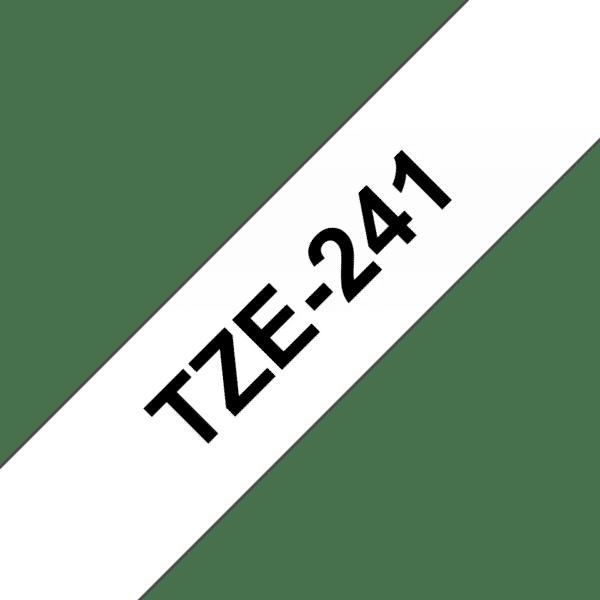 Cassette à ruban Brother TZe-241