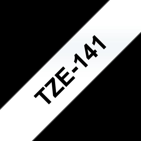 Cassette à ruban Brother TZe-141