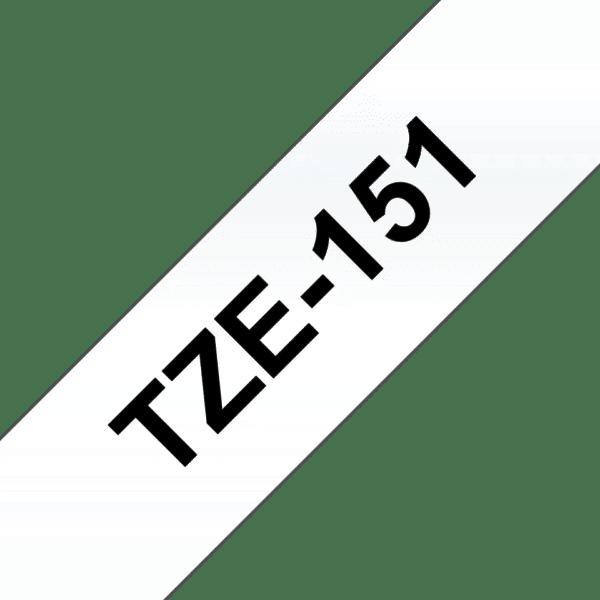 Cassette à ruban Brother TZe-151