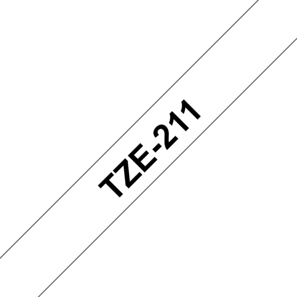 Cassette à ruban Brother TZe-211