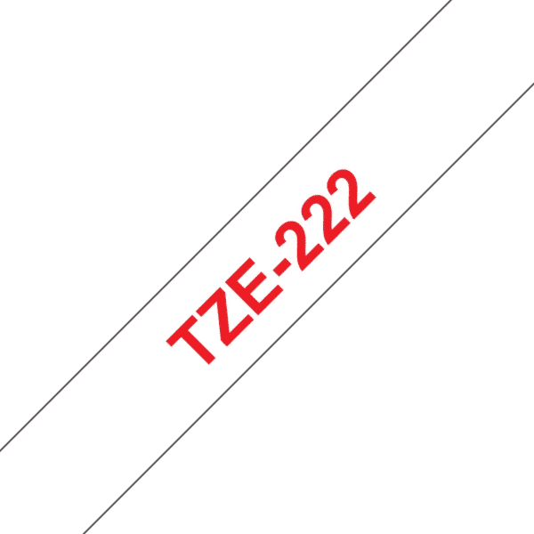 Cassette à ruban Brother TZe-222