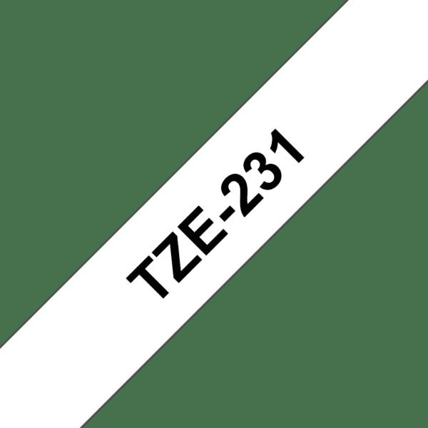 Cassette à ruban Brother TZe-231