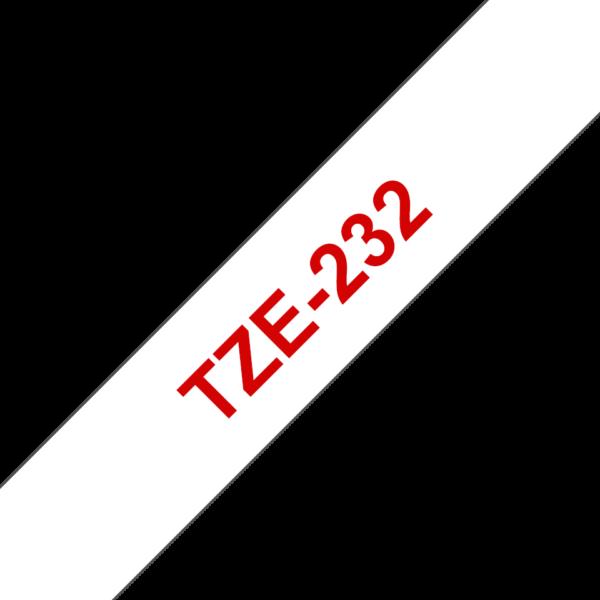 Cassette à ruban Brother TZe-232