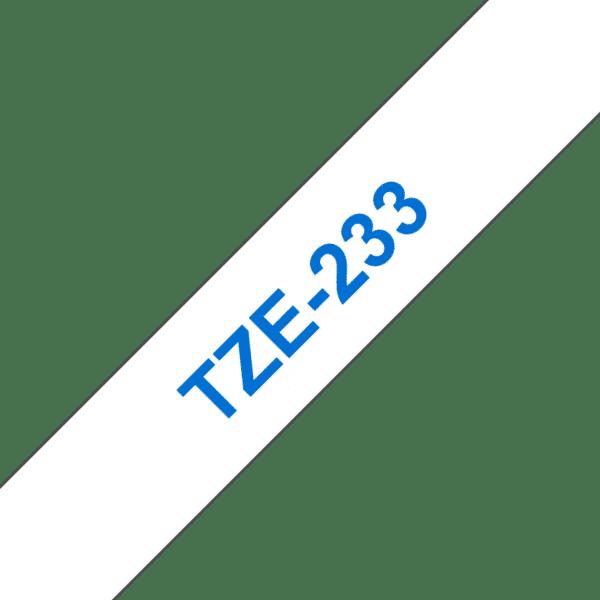 Cassette à ruban Brother TZe-233