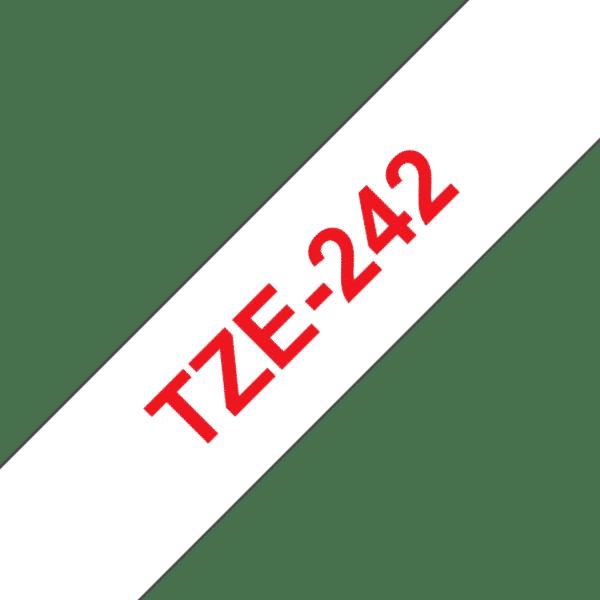 Cassette à ruban Brother TZe-242