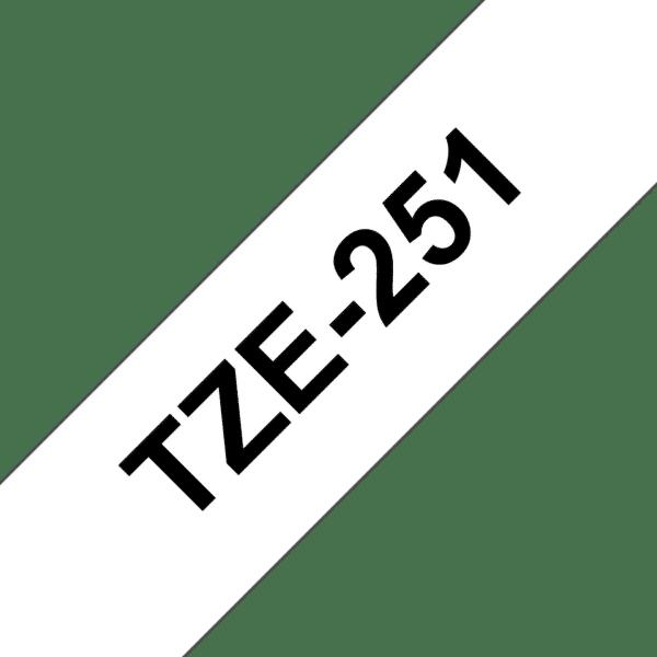 Cassette à ruban Brother TZe-251
