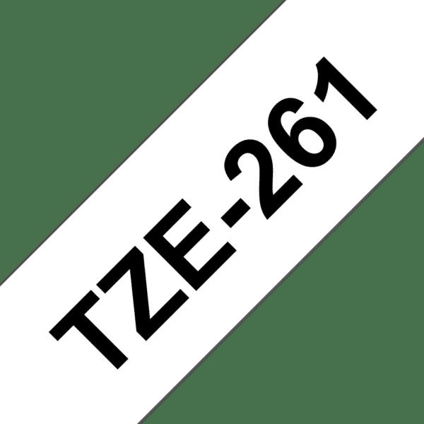 Cassette à ruban Brother TZe-261