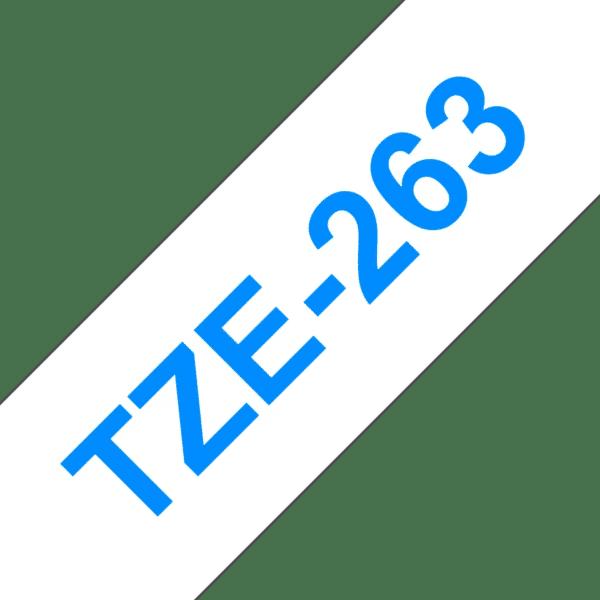 Cassette à ruban Brother TZe-263