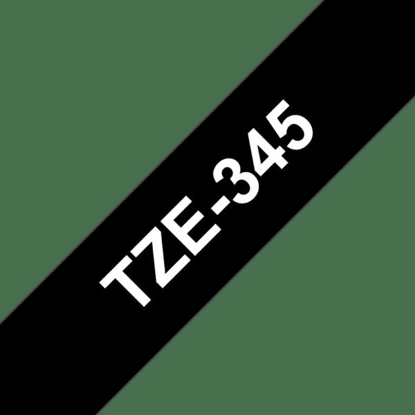 Cassette à ruban Brother TZe-345