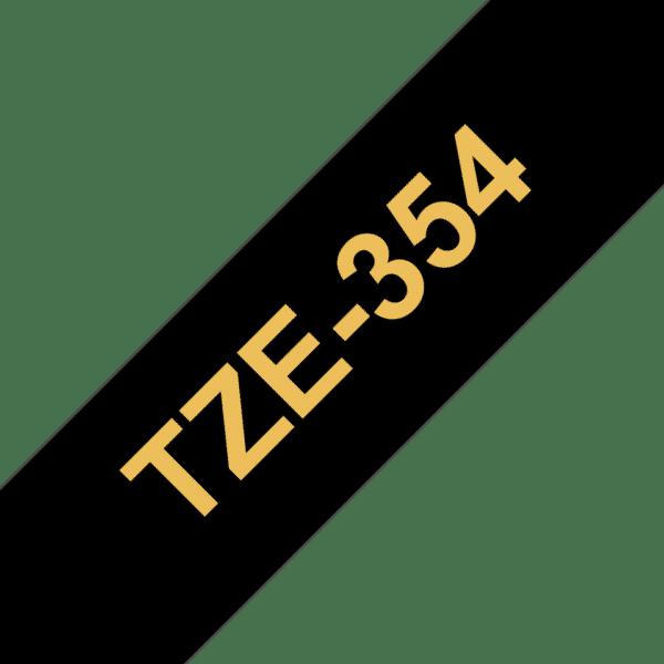 Cassette à ruban Brother TZe-354