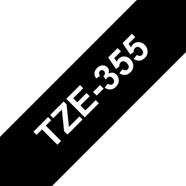 Cassette à ruban Brother TZe-355