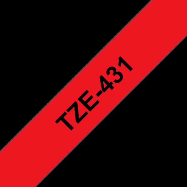 Cassette à ruban Brother TZe-431