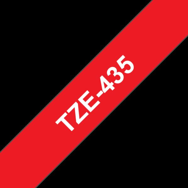 Cassette à ruban Brillant Brother TZe-435