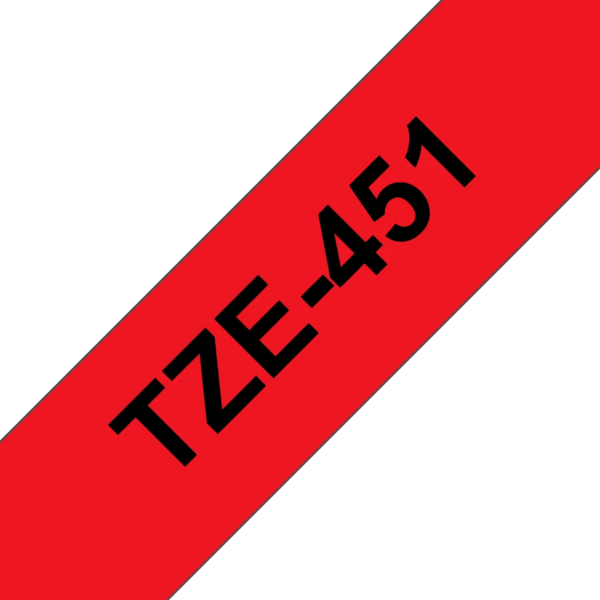 Cassette à ruban Brother TZe-451