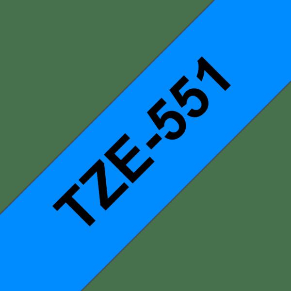 Cassette à ruban Brother TZe-551