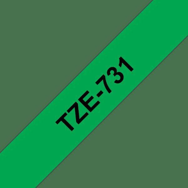 Cassette à ruban Brother TZe-731