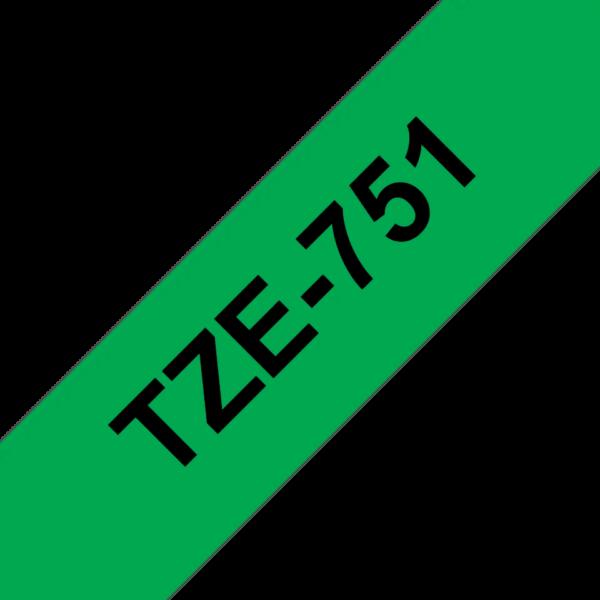 Cassette à ruban Brother TZe-751