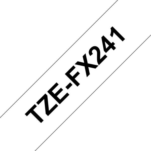 Ruban P-Touch Brother TZeFX241