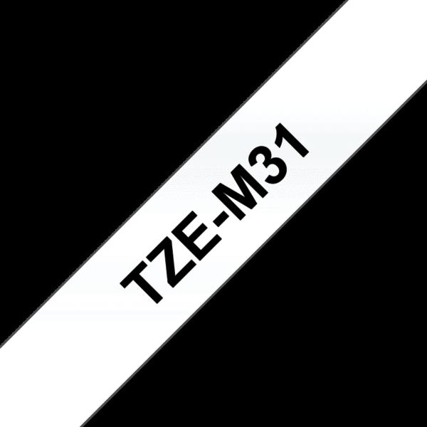 Cassette à ruban Brother TZe-M31