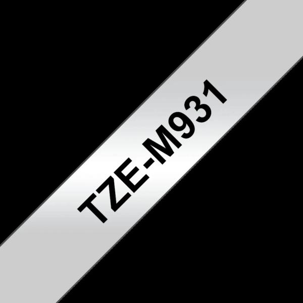 Cassette à ruban Brother TZe-M931