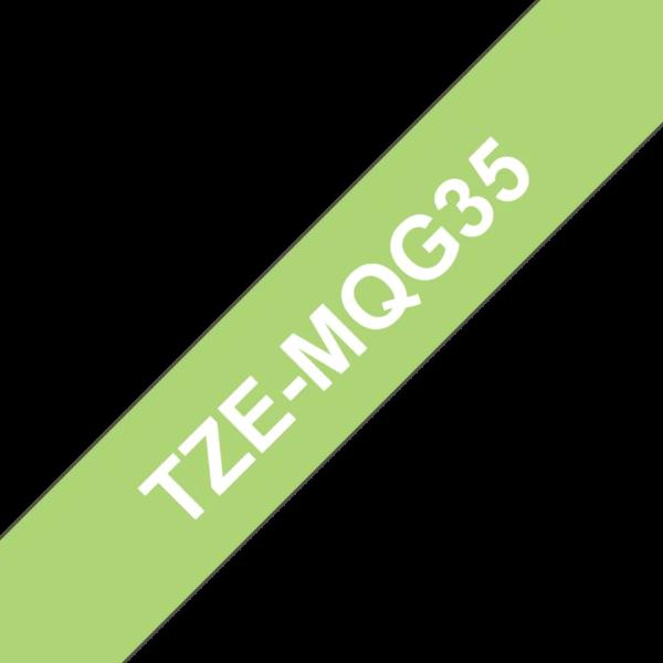 Cassette à ruban Brother TZe-MQG35