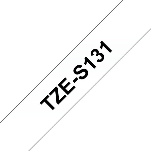 Cassette à ruban Brother TZe-S131