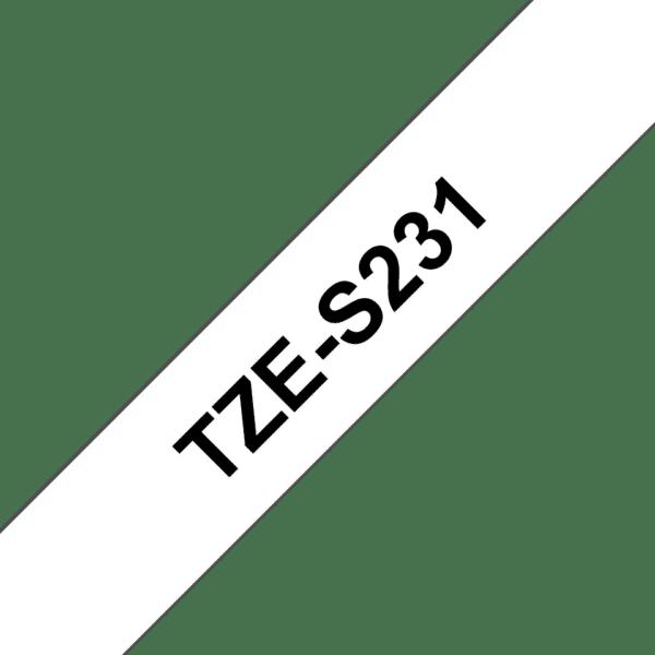 Cassette à ruban Brother TZe-S231
