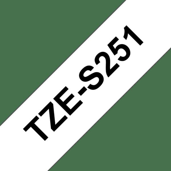 Cassette à ruban Brother TZe-S251