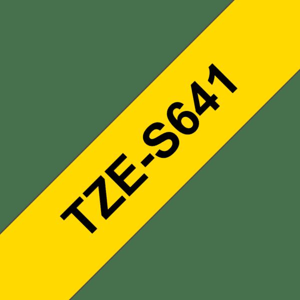 Cassette à ruban Brother TZe-S651