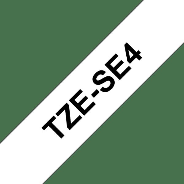 Cassette à ruban sécuritaire Brother TZe-SE4