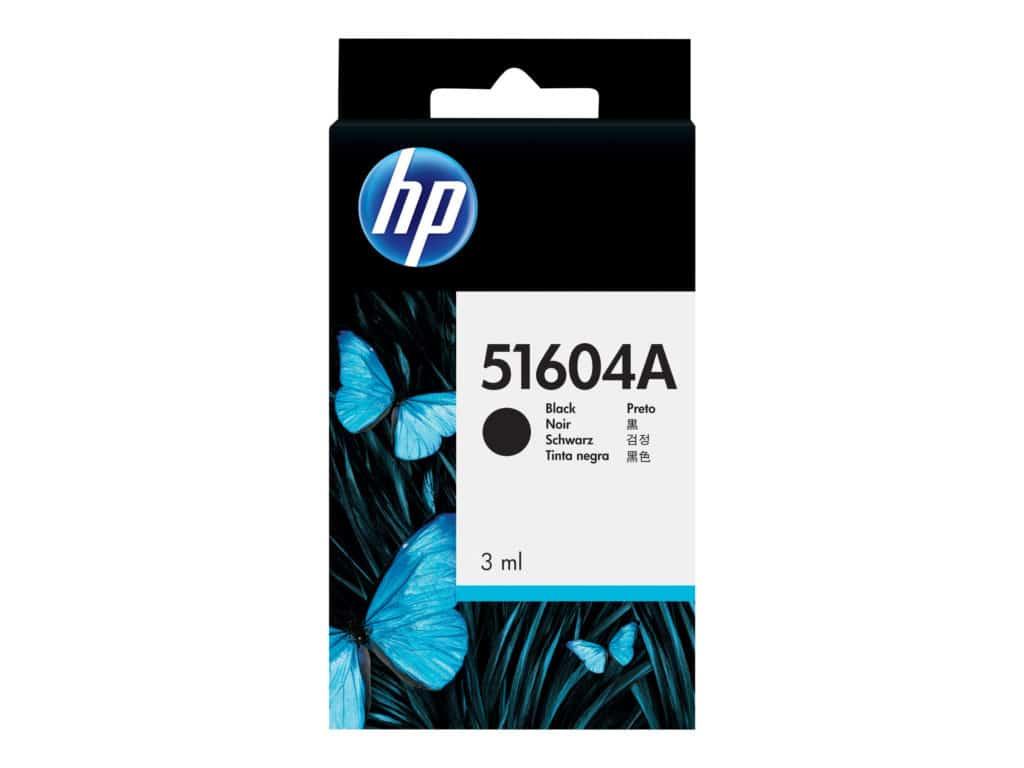 Cartouche d'encre HP 51604A - Noir