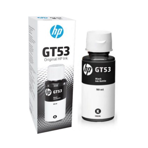 Bouteille d'encre HP GT53 - Noir