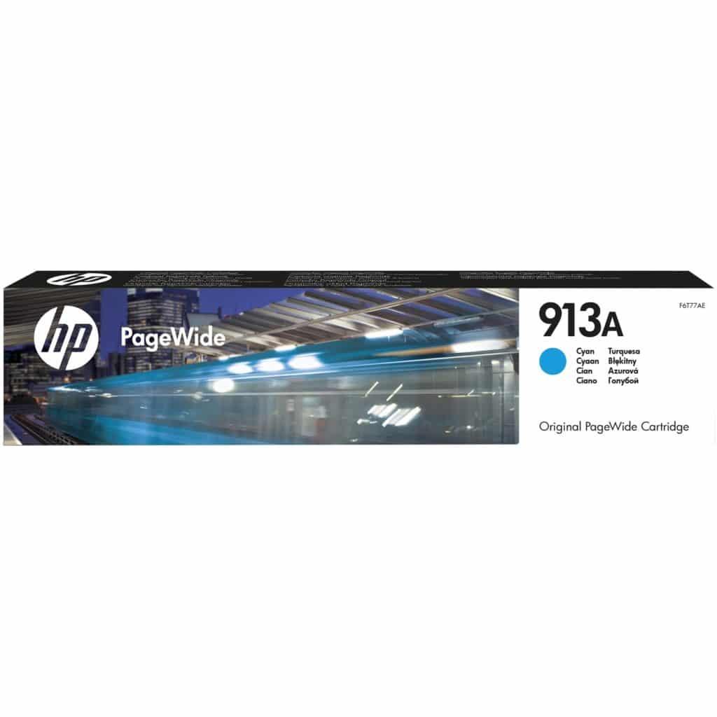 Cartouche d'encre HP 913A - Cyan