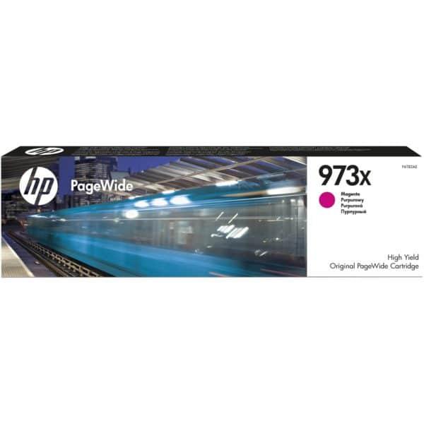 Cartouche d'encre HP 973X - Magenta