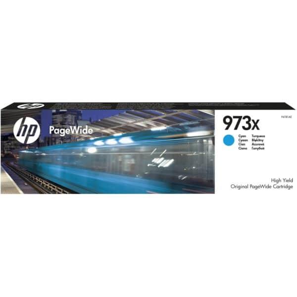 Cartouche d'encre HP 973X - Cyan
