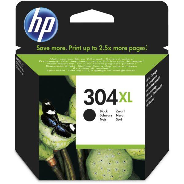 Cartouche d'encre HP 304XL - Noir