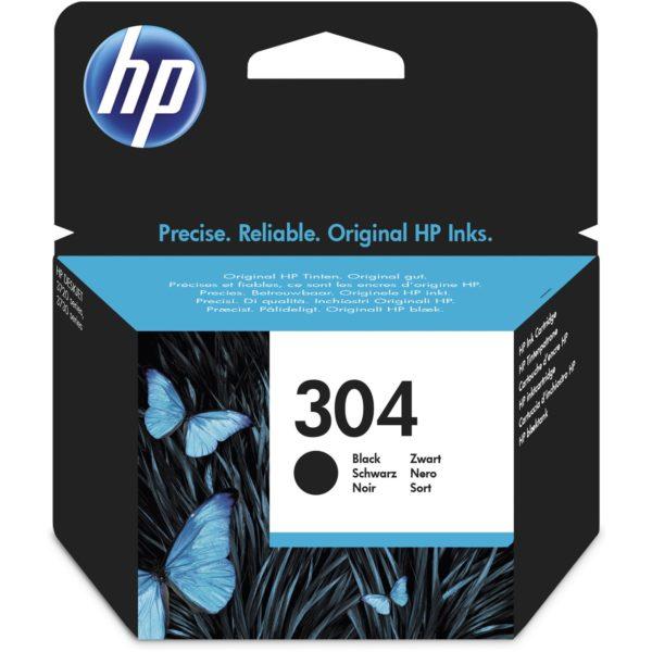 Cartouche d'encre HP 304 - Noir