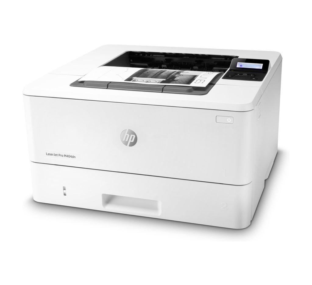 Imprimante Laser Monochrome HP LaserJet Pro M404DN