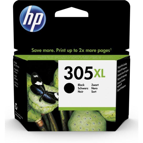 Cartouche d'encre HP 305XL - Noir