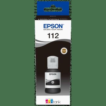 Bouteille Encre EPSON 112 - Noir