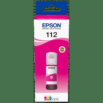Bouteille Encre EPSON 112 - Magenta
